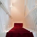 Luxe trap met bordes