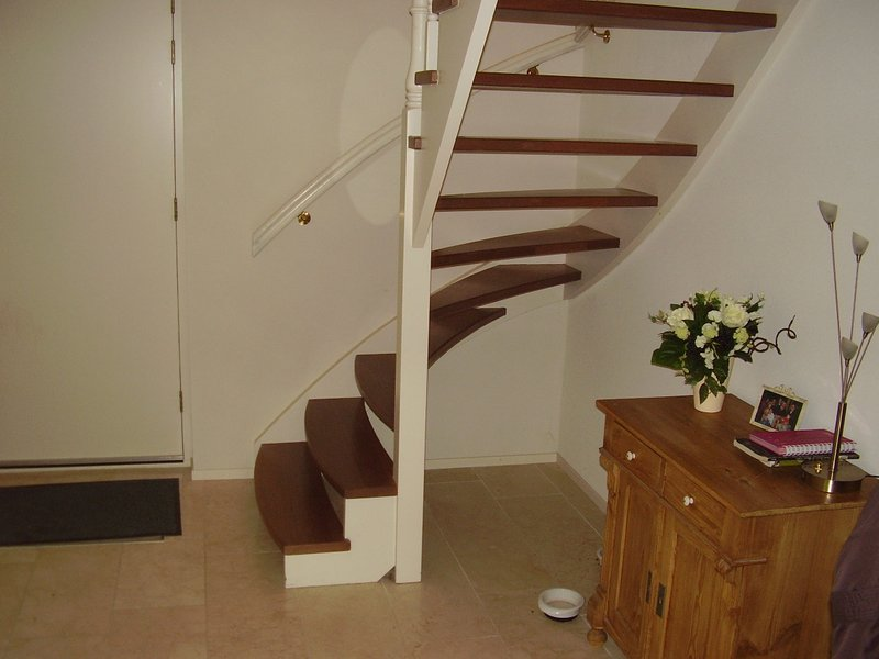 Eenkwart trappen van der geest trappen van der geest trappen - Binnen trap ...
