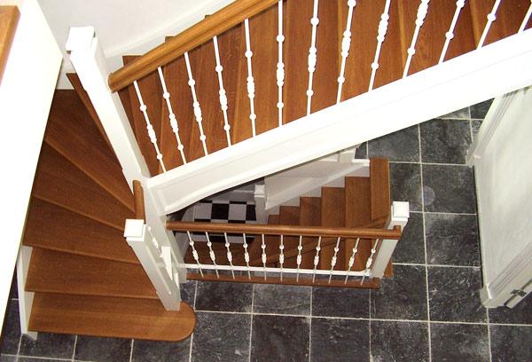 Eenkwart trap