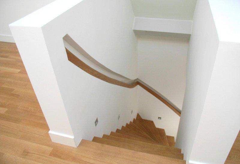 Tweekwart trappen van der geest trappen van der geest trappen - Wand trap ...